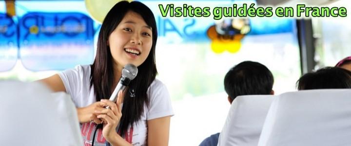 Tìm hướng dẫn viên du lịch - Tiếng Pháp