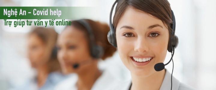 Nghệ An - Tư vấn y tế trực tuyến