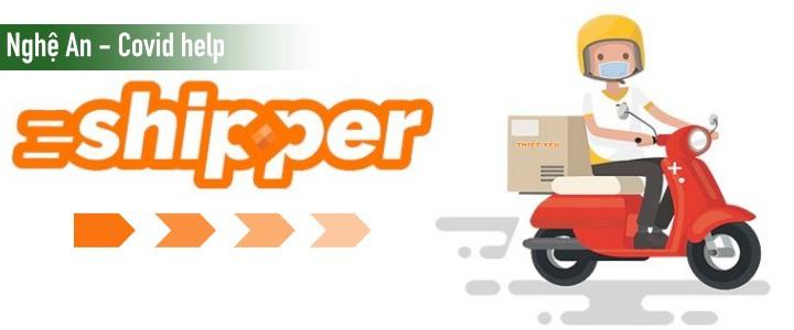Nghệ An - Dịch vụ shipper