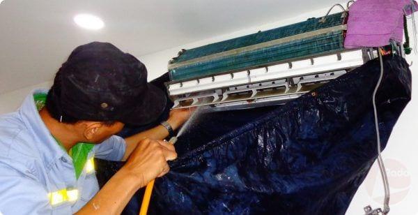 Nên bảo trì máy lạnh thường xuyên