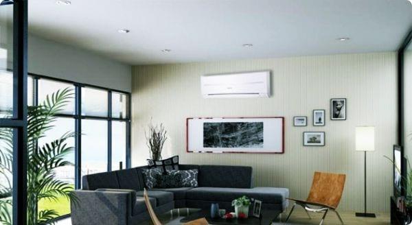 Hạn chế việc máy lạnh tiếp xúc với ánh nắng và nguồn nhiệt độ cao