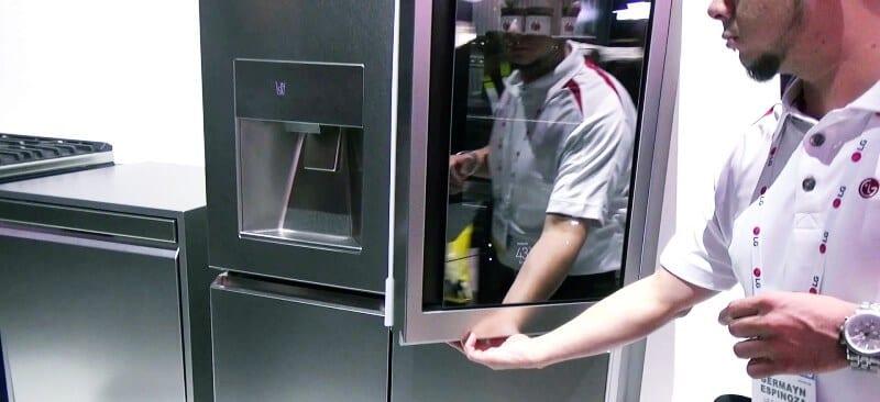 Tủ lạnh rò điện