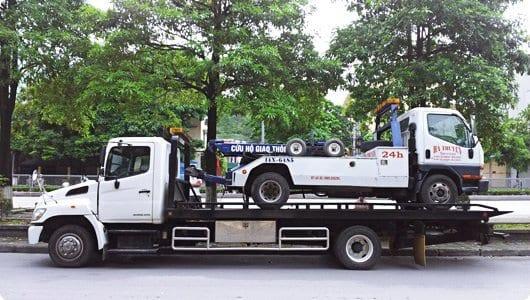 Cứu hộ ô tô 24x7 - Dịch vụ Cẩu Kéo