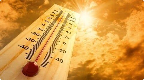 Nắng nóng
