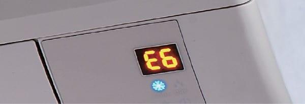 mã lỗi máy lạnh gree