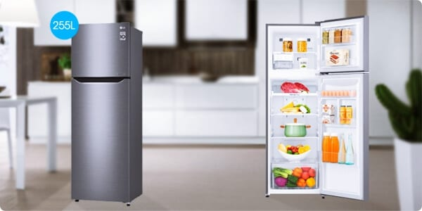 sửa tủ lạnh LG