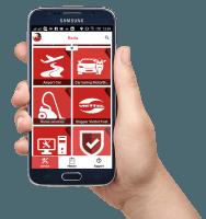 Tải app Rada - Báo giá sửa chữa ô tô