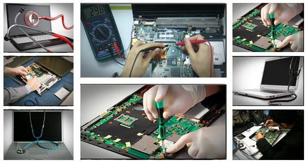 Sửa chữa máy tính - Bảo dưỡng máy tính
