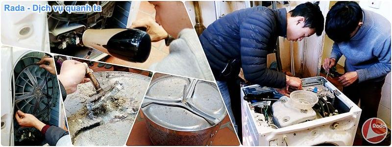Thợ sửa máy giặt - Rada