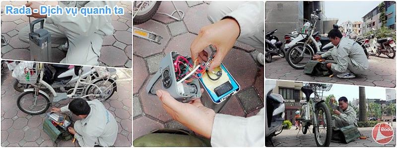 Sửa xe đạp điện
