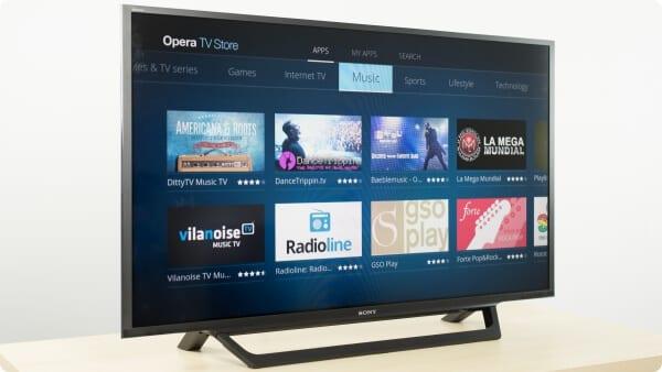 TV Sony Bravia KDL-48W650D