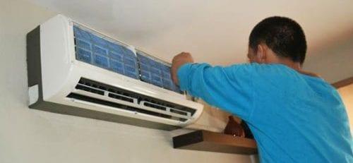 Sửa máy điều hòa không khí