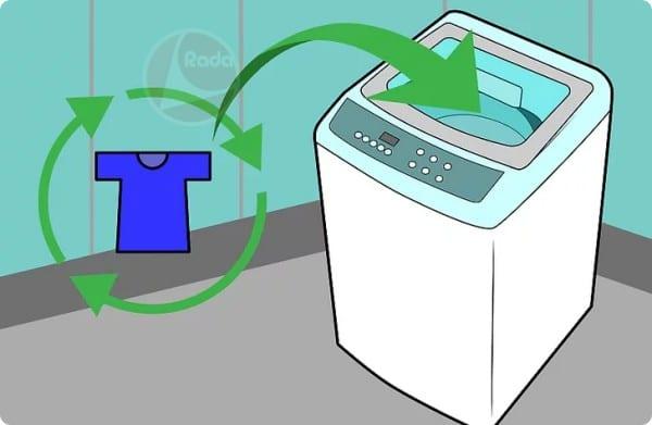Phơi quần áo