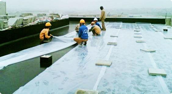 dịch vụ chống thấm công trình xây dựng
