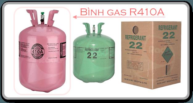 Gas điều hòa R410a