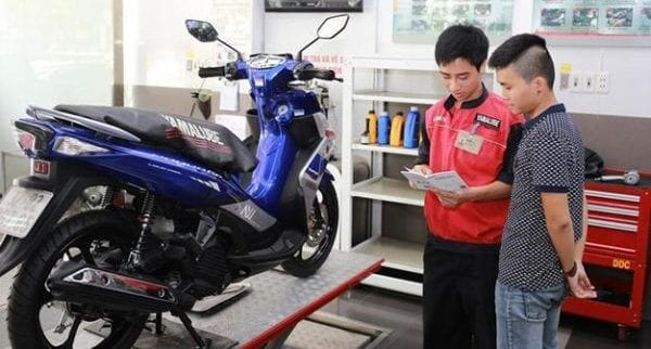 Sửa chữa, bảo dưỡng xe máy