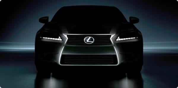 dịch vụ sửa xe ô tô Lexus