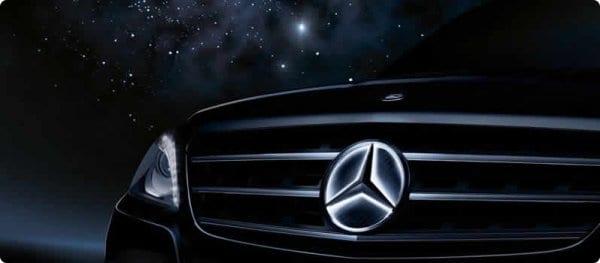 dịch vụ sửa xe ô tô Mercedes