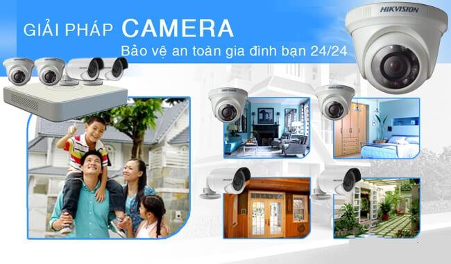 Bảo dưỡng, sửa chữa và thay thế linh kiện Camera giám sát