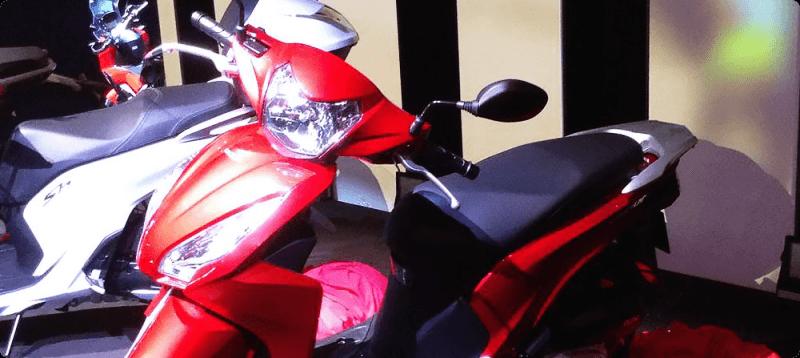 Phụ tùng xe máy: đèn xe máy Honda