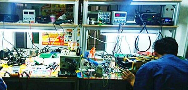sửa board mạch điện tử