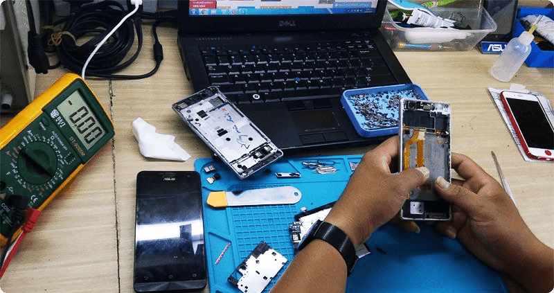 Tài liệu học sửa chữa điện thoại | App Rada