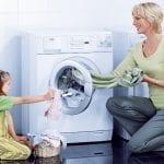 Chỉ dẫn an toàn khi sử dụng máy giặt