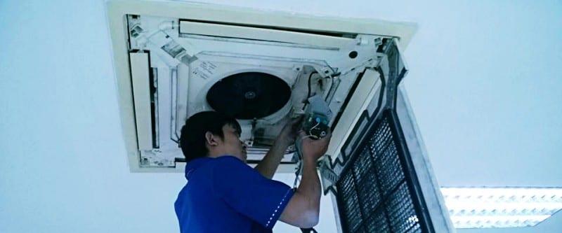 Sửa máy lạnh - Vệ sinh máy lạnh
