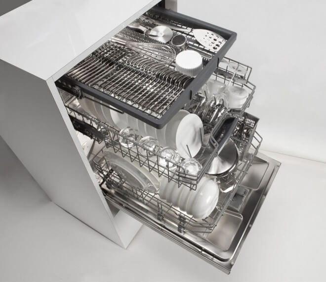 máy rửa bát BOSCH - SMS88TI01E