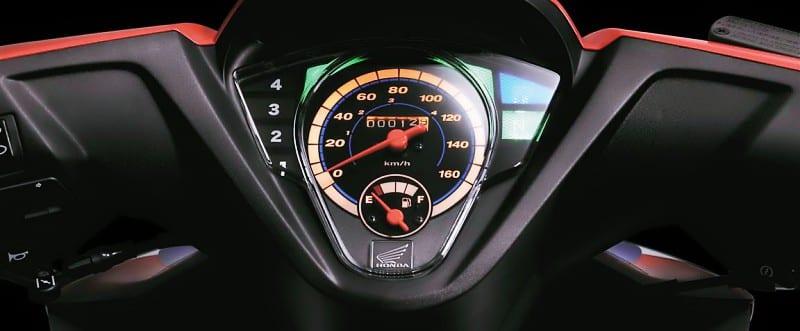 đồng hồ xe honda