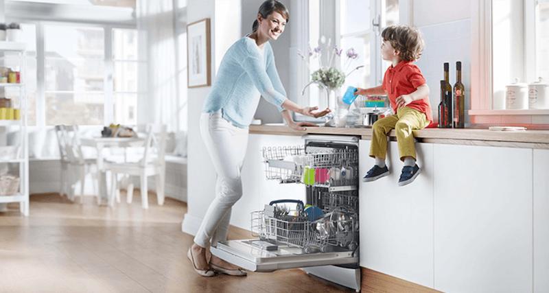 máy rửa bát gia đình