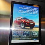Bảng giá quảng cáo Frame tại Đà Nẵng