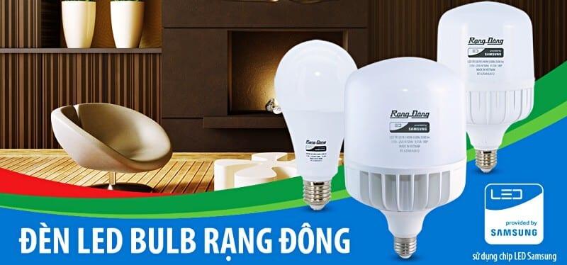 bóng đèn LED Rạng Đông