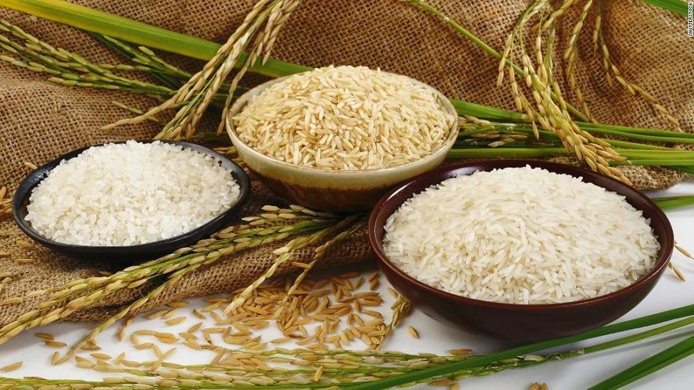 giao gạo tại nhà