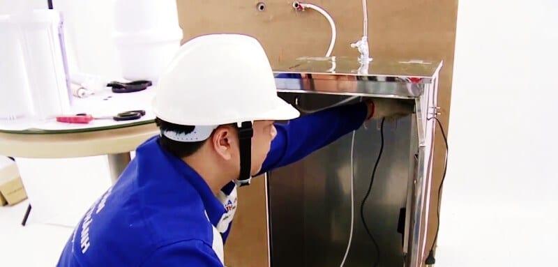 bảng giá dịch vụ sửa máy lọc nước