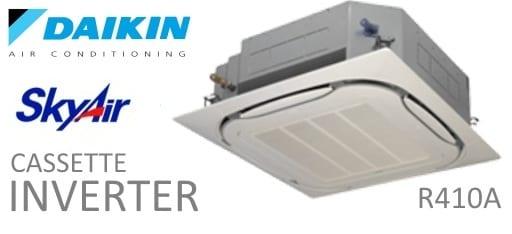 Máy lạnh Daikin SkyAir ga R410