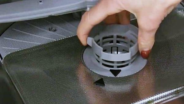 Bộ lọc thủ công máy rửa bát