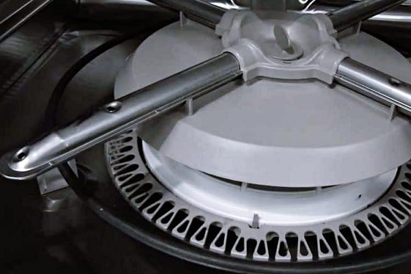 Bộ lọc tự động làm sạch - máy rửa bát
