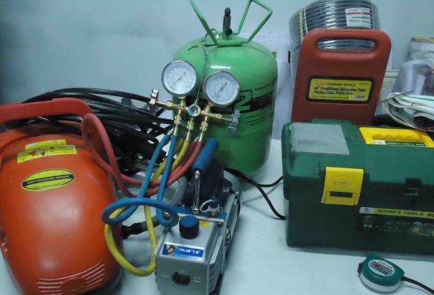 Bộ công cụ điện lạnh