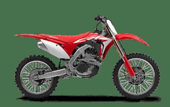 Thuê xe máy Honda CRF250