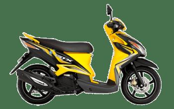 Thuê xe máy Yamaha Luvias
