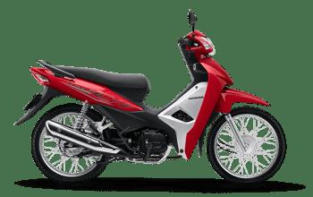 Thuê xe máy Honda Wave A & Honda Blade