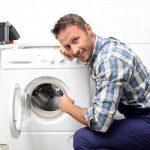 Hướng dẫn thay gioăng máy giặt cửa trước tại nhà