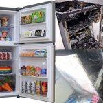 Cảnh giác, tủ lạnh cũng có thể phát nổ