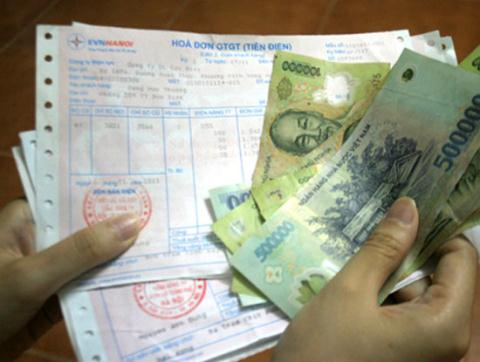 tra cứu hóa đơn tiền điện