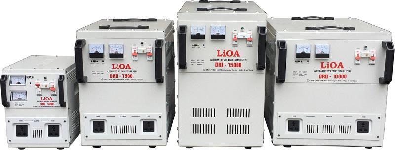 Ổn áp sẽ giúp ổn định dòng điện cho máy hoạt động