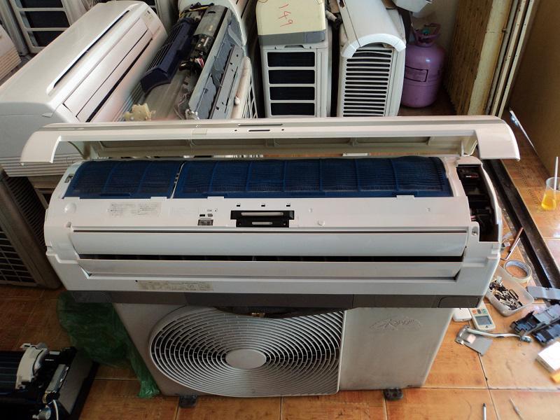 Mua máy lạnh cũ, nên chọn máy dư công suất so với diện tích làm lạnh
