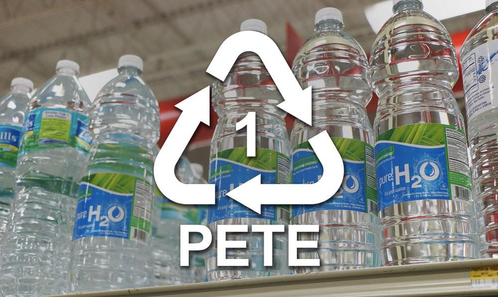 Ký hiệu trên chai/bình nhựa