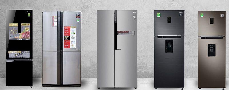 Có 2 loại tủ lạnh là tủ lạnh có hệ thống dàn lạnh chung và tủ lạnh có hệ thống dàn lạnh riêng