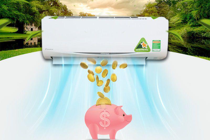 Công nghệ Inverter được quảng cáo là tiết kiệm hơn cho người tiêu dùng